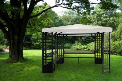 pavillon aluminium dach anthrazit preisvergleich die. Black Bedroom Furniture Sets. Home Design Ideas