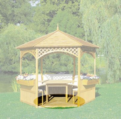 holzfu boden preisvergleich garten26 garten. Black Bedroom Furniture Sets. Home Design Ideas