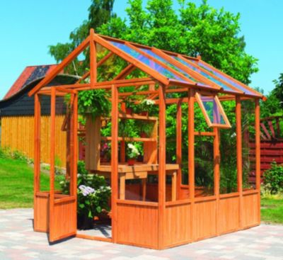 Promadino Gewächshaus Mainau´´´´ | Garten > Gewächshäuser | Promadino