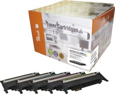 peach-spar-pack-plus-tonermodule-kompatibel-zu-samsung-clt-4092-wiederaufbereitet-, 98.60 EUR @ plus-de