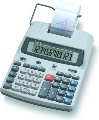 Peach Tischrechner PR670, 12-stellig, Netzadapt...