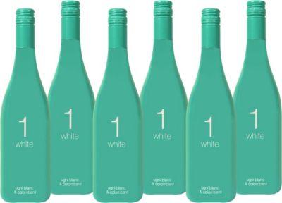 94Wines #1 White Crispy Weißwein aus Frankreich...