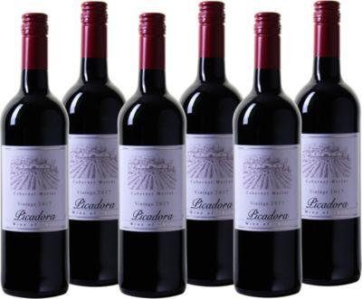 Picadora - Cabernet Sauvignon Merlot - Central Valley Rotwein aus Chile 2015 trocken