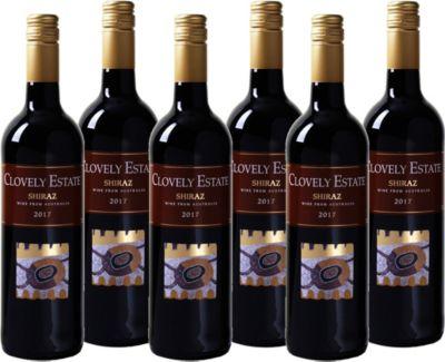 Clovely Estate - Shiraz - Queensland Rotwein aus Australien 2015 trocken