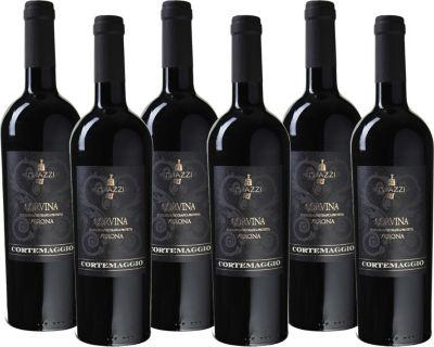 Cortemaggio - Corvina - Verona IGT Rotwein aus Italien 2014 trocken