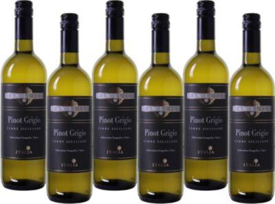 San Luigi - Pinot Grigio - Veneto IGT Weißwein aus Italien 2015 trocken