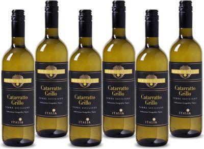 6 Fl. San Luigi Catarratto Grillo Terre Sicilia...