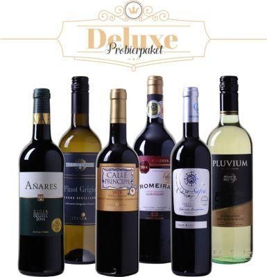 Wein Probierpaket Deluxe