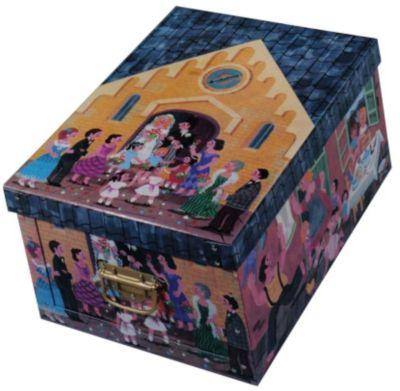 Deko Karton Ordnungsboxen Bauli Motiv Hochzeit Christiane Etmer Aufbewahrungsbox für Haushalt Büro Wäsche Geschenkbox Dekokarton Sammelbox Mehrzweckbox Ordnungskarton Ordnungsbox Geschenkekarton