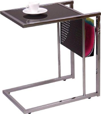 moebel-direkt-online-beistelltisch-glastisch-metalltisch-tisch-mit-zeitungsablage