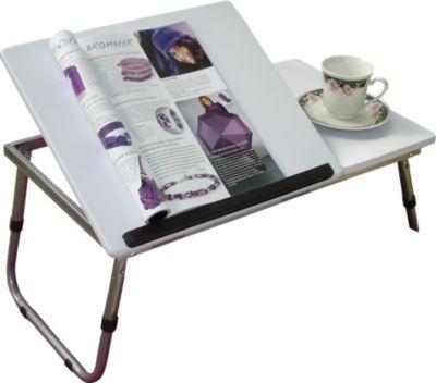 Bett-Tisch _ Tablett-Tisch _ Serviertisch