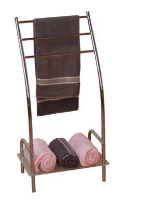 moebel direkt online Handtuchhalter mit Ablage ...