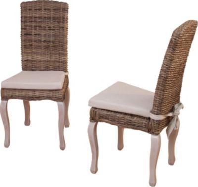 Rattan Stühle Preisvergleich • Die besten Angebote online kaufen