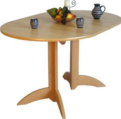oval esstisch preisvergleich die besten angebote online kaufen. Black Bedroom Furniture Sets. Home Design Ideas
