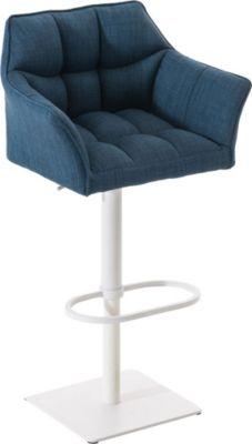 h henverstellbarer barhocker wei preisvergleich die. Black Bedroom Furniture Sets. Home Design Ideas