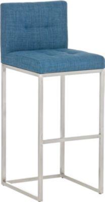 barhocker edelstahl preisvergleich die besten angebote online kaufen. Black Bedroom Furniture Sets. Home Design Ideas