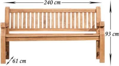 gartenbank kunststoff 3 sitzer preisvergleich die besten angebote online kaufen. Black Bedroom Furniture Sets. Home Design Ideas