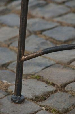 """Gartenbank """"Tara"""" aus Eisen, bronzefarben (Kopie)"""