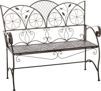 gartenbank metall preisvergleich die besten angebote online kaufen. Black Bedroom Furniture Sets. Home Design Ideas