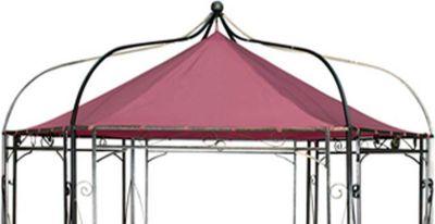 Ersatzdach für 6 eckigen Pavillon (Höhe 280 cm, Breite 280 cm) bspw. für CLP Pavillon MANLEY + DUDLEY
