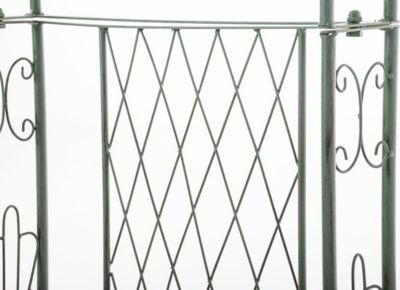 exklusiver Rosenbogen DOLKAR aus Eisen, stabil & pulverbeschichtet, aus bis zu 5 Farben wählen | Garten > Pflanzen > Pflanzkästen | Eisen | CLP