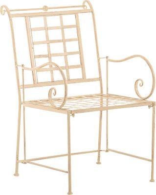 CLP nostalgischer Stuhl HELEN aus Eisen (aus bis zu 3 Farben wählen)