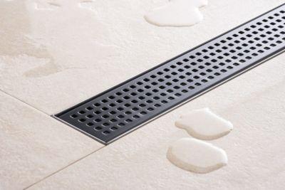 moderne edelstahl duschrinne penang inkl siphon aus bis zu 6 gr en w hlbar kaufroboter. Black Bedroom Furniture Sets. Home Design Ideas