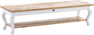 Couchtisch VARTAN Massiv-Holz, Wohnzimmer-Tisch...