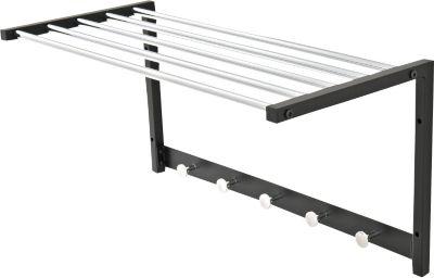 handtuchhalter 60 cm doppelt preisvergleich die besten angebote online kaufen. Black Bedroom Furniture Sets. Home Design Ideas