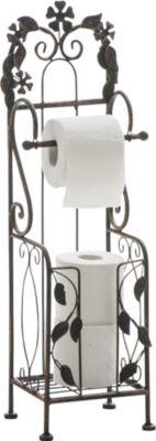CLP Eisen WC Toilettenpapier-Halter CARLOTTA, S...