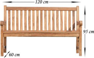 preisvergleich eu sitzbank mit lehne. Black Bedroom Furniture Sets. Home Design Ideas