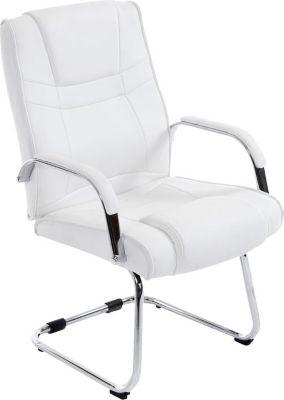 Xxl freischwinger stuhl mit armlehne attila belastbar bis for Stuhl 200kg belastbar