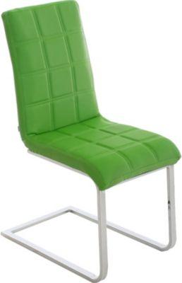 gut gepolsterter freischwinger stuhl emily gestell in chromoptik sitzh he 50 cm aus bis zu 7. Black Bedroom Furniture Sets. Home Design Ideas