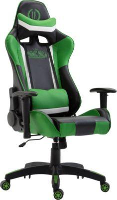 burostuhl-jerez-mit-kunstlederbezug-max-belastbar-bis-136-kg-gaming-stuhl-mit-ohne-fu-ablage-chefsessel-mit-wippmechanismus-hohenverstellbar-, 144.99 EUR @ plus-de