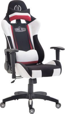 burostuhl-jerez-mit-stoffbezug-max-belastbar-bis-136-kg-gaming-stuhl-mit-ohne-fu-ablage-chefsessel-mit-wippmechanismus-hohenverstellbar-, 144.99 EUR @ plus-de