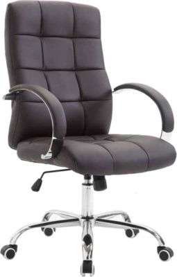Chefsessel MIKOS, höhenverstellbarer LUXUS Bürostuhl, Belastbarkeit 120 kg, sehr hochwertiger Polsterung, FARBWAHL