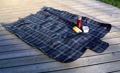 Tartan Picknickdecke