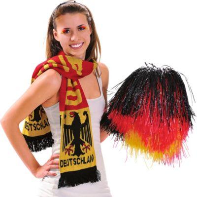 Fußball-Fan-Set Deutschland