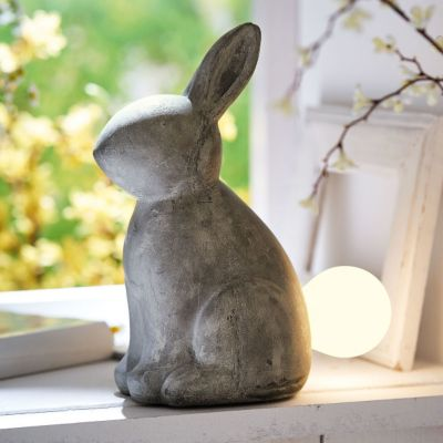 Other Dolls Dolls Hand-painted Wood Rabbits & Carrot Figurines 6 Piece Set For Shadow Box Vivid And Great In Style