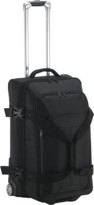 Reise Doppeldecker Reisetasche auf Rollen 66 cm