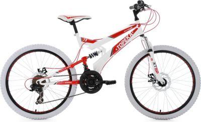 Jugendfahrrad Mountainbike Fully 24 Topeka´´