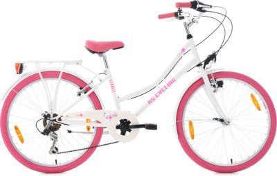 KS Cycling Jugendfahrrad Cityrad Starlit 24