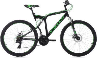 KS Cycling 26 Fully Mountainbike 21 Gänge Xtraxx
