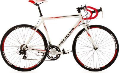 KS Cycling Alu Rennrad, , »Euphoria«, 28 Zoll, SHIMANO 14-Gang-Kettenschaltung, Rennbremsen