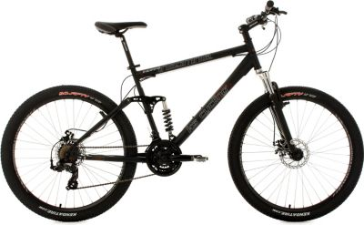 KS Cycling Mountainbike MTB Fully Insomnia 27,5 Zoll