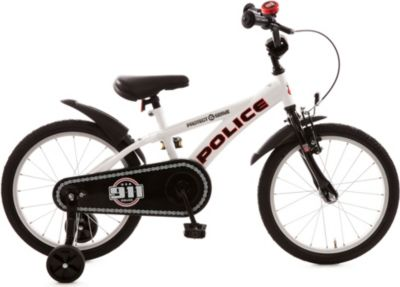 "Bachtenkirch   18"" Kinderfahrrad Police"
