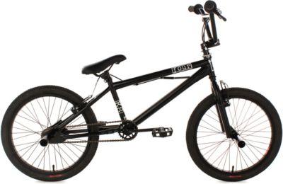 BMX Freestyle 20´´ Four schwarz