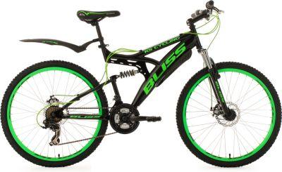 Fully Mountainbike Bliss 26 Zoll