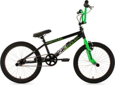 BMX Freestyle 20´´ Circles schwarz-grün