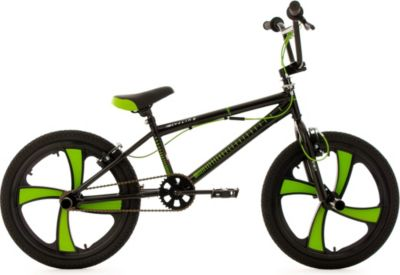 BMX Freestyle 20´´ Digit Mag Wheels schwarz